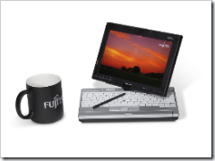 Fujitsu LifeBook P1610 Notebook Tablet PC