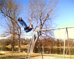 Swinging - Outdoors