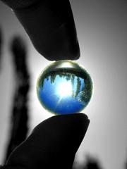The World At My Fingertips by Jill Greenseth