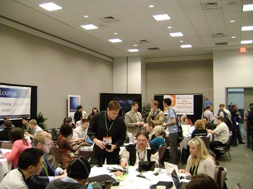 SXSW 2010 Bloggers Lounge
