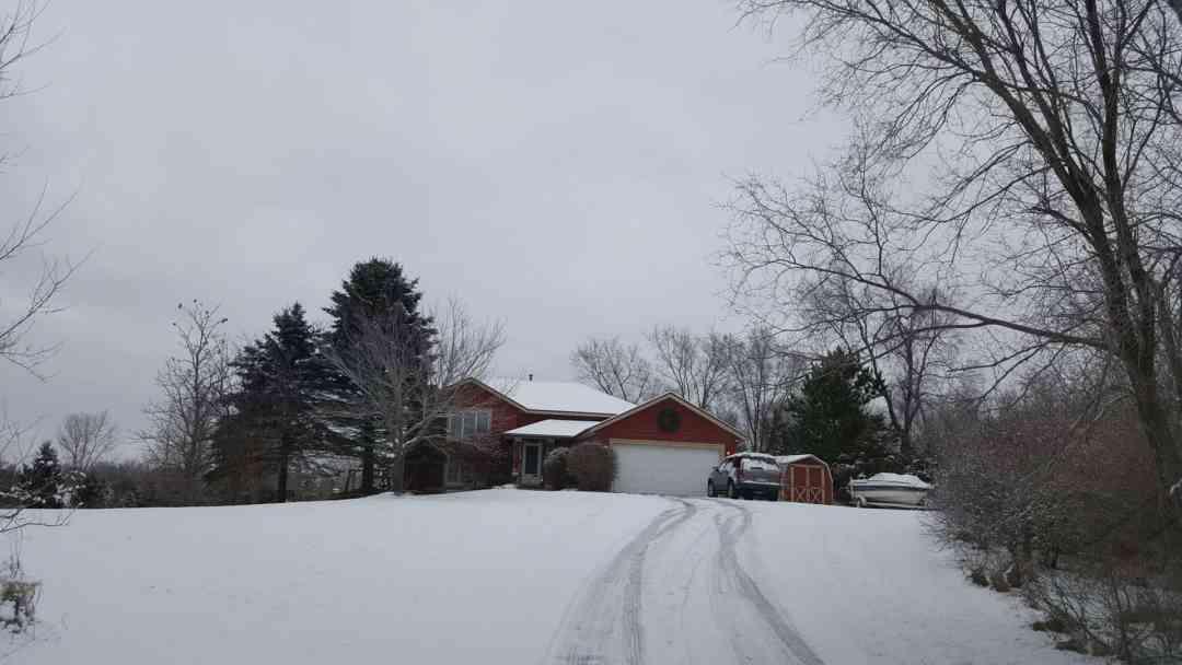 Finally Snow! Christmas 2015