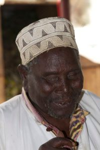 Blind Man of Singida