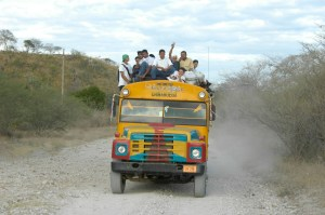 Nicaraguan Public Transportation