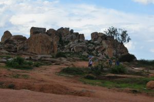 Giant Rocks of Singida