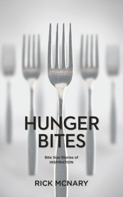 Get a Free Kindle Version of my Book: Hunger Bites: Bite Size Stories of Inspiration!