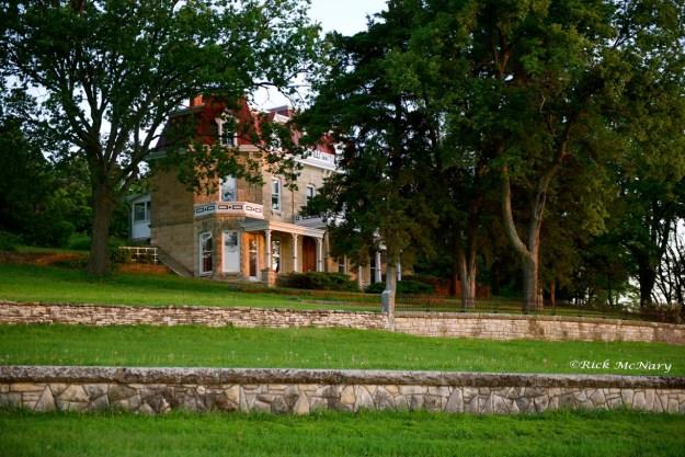 Spring Hill Creek Mansion