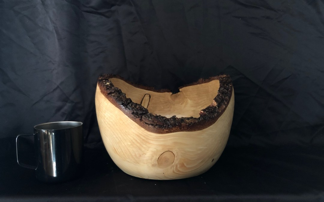 Doing Good with Wood: Turning Art into Food Aid