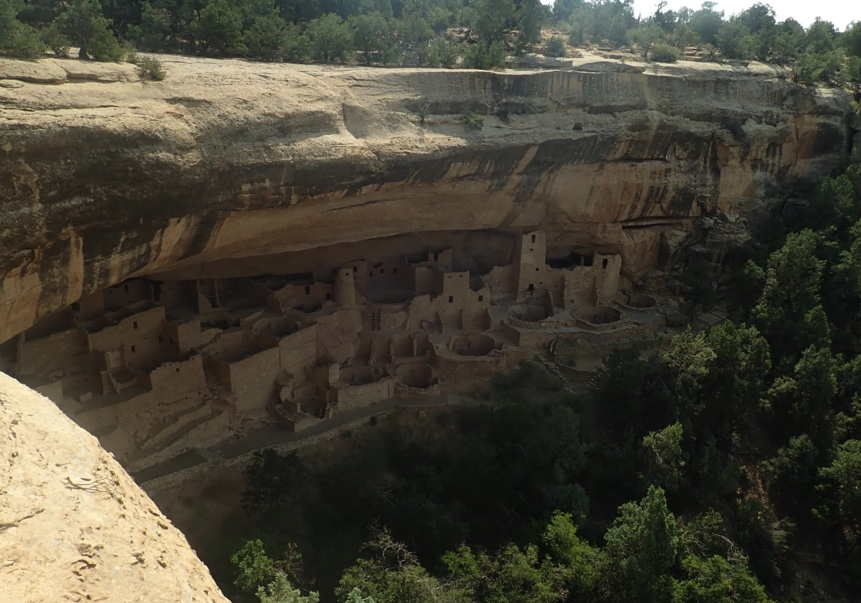 Writing Lessons Learned at Mesa Verde