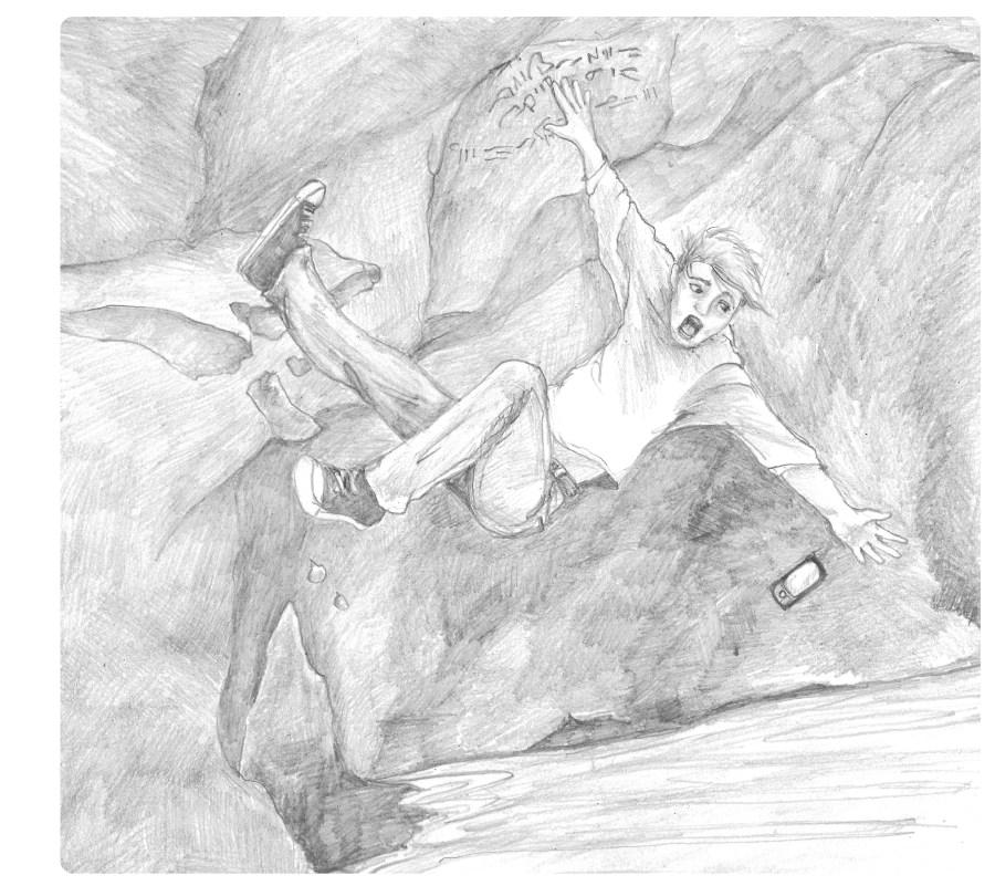 Daniel in the Cave copy
