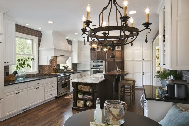 classic kitchen lighting ideas