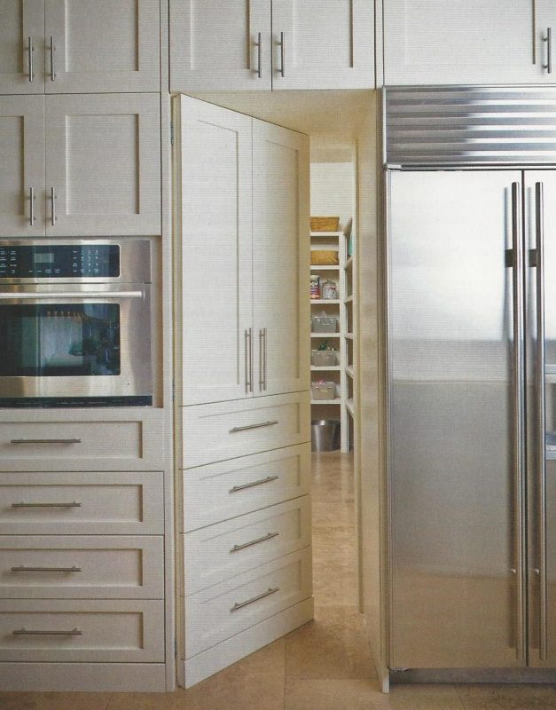 kitchen with butlers pantry and laundry