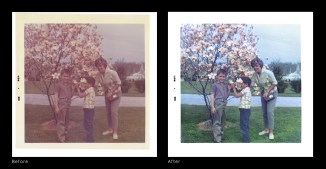 Before After - Mom Magnolia