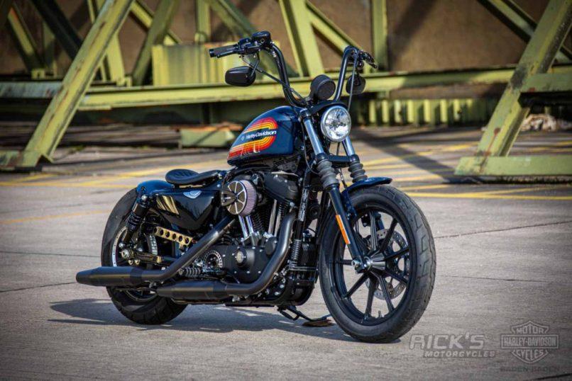 Iron Bobber Rick S Motorcycles