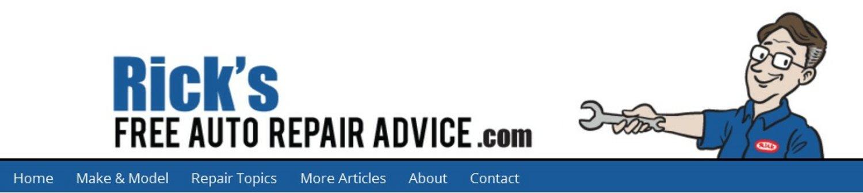 Ricks Free Auto Repair Advice Ricks Free Auto Repair Advice Ricks Free Auto Repair Advice
