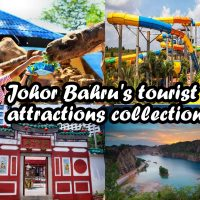 Johor Bahru's tourist attractions collection