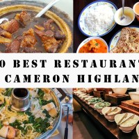 10 Best Restaurant in Cameron Highlands