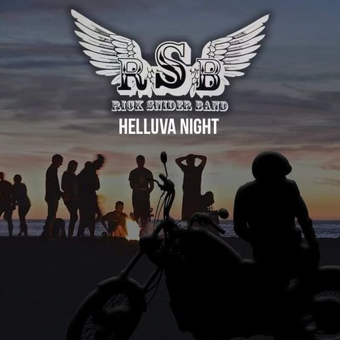 Helluva Night – The Latest from The Rick Snider Band!