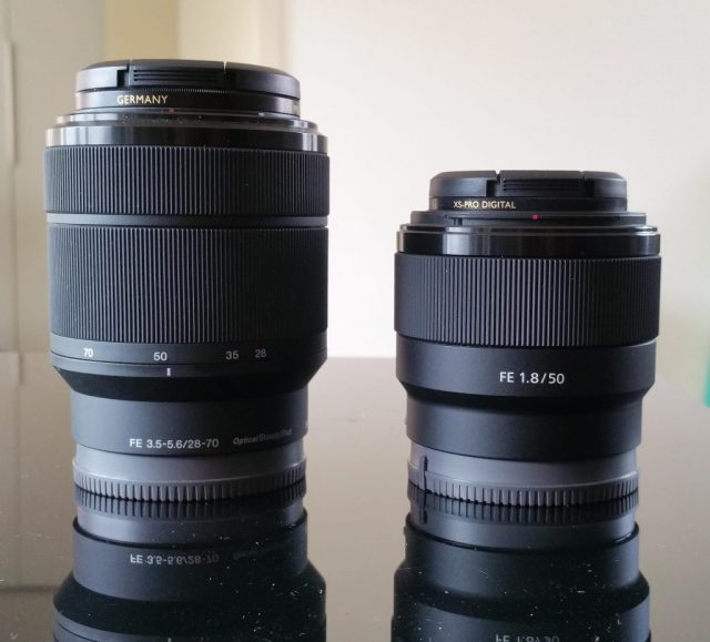 Sony FE 50mm f1.8 (SEL50F18F) review