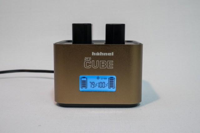 Hähnel Pro Cube review