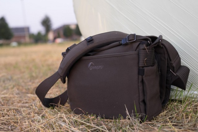 Lowepro Pro Messenger AW 160 review