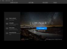 Luminar 2018 review