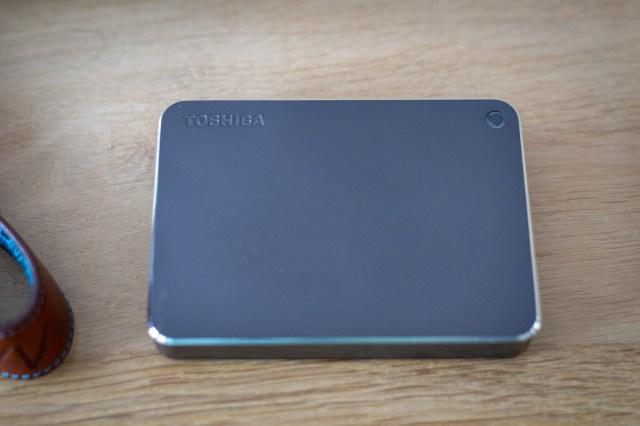 Toshiba Canvio Premium review