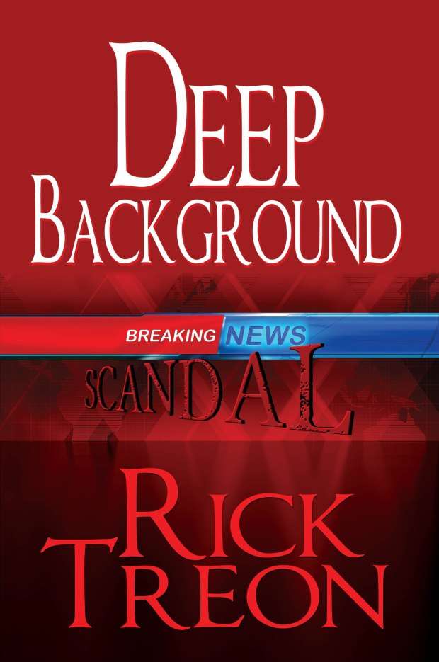 Deep Background Front Cover