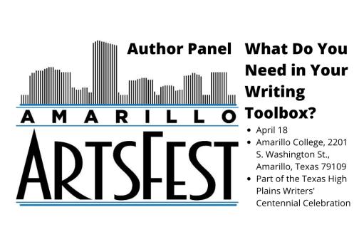 Thrilled to participate in Amarillo ArtsFest