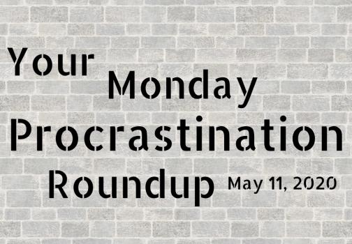 Monday procrastination roundup: Before 'Tiger King'