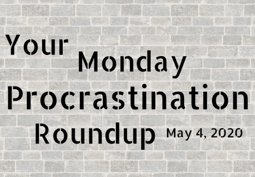 Monday procrastination roundup: And the winner is …