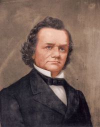 Stephen Douglas 1813 - 1861 United States Senator from Illinois, 7th Secretary of State of Illinois