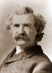 "Mark Twain 1835 - 1910 ""Father of American Literature"""