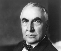 Warren Harding 1865 - 1923 29th President of the United States