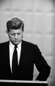 John F. Kennedy 1917 - 1963 35th President of the United States