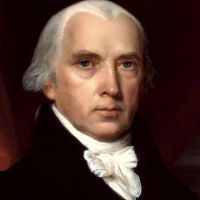 James Madison 1751 - 1836 4th President of the United States