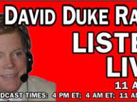 Rick Tyler with Dr. David Duke on the David Duke Show