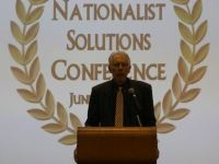 Dr. Kevin MacDonald Addresses the 2019 Nationalist Solutions Conference