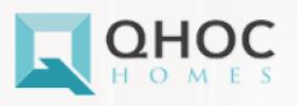 QHOC homes Logo