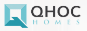 QHOC HOMES Logo , buiilder for WIndswept Pines Moyock NC