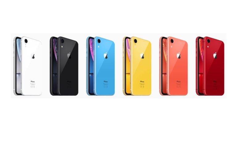 iPhone XR: Pon color a tu vida