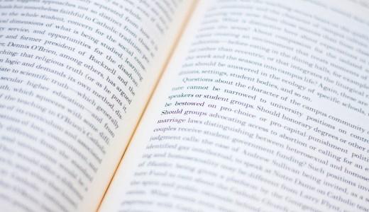 国際取引の英文契約書の基本
