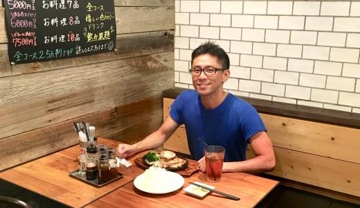 筋肉食堂 高タンパク低カロリーレストラン カラダづくりを志す人のために