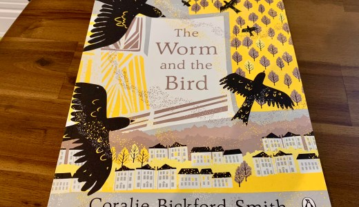 The Worm and the Bird by Coralie Bickford-Smith【書評】