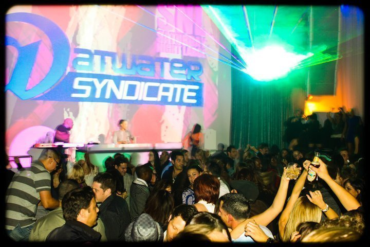 Atwater Syndicate, House Music with Sen-Sei and Jesse Brooks