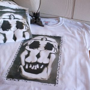 Skullpture, Classic Dali Lost Archives T-Shirt