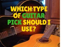 Which type of Guitar Pick should I use?