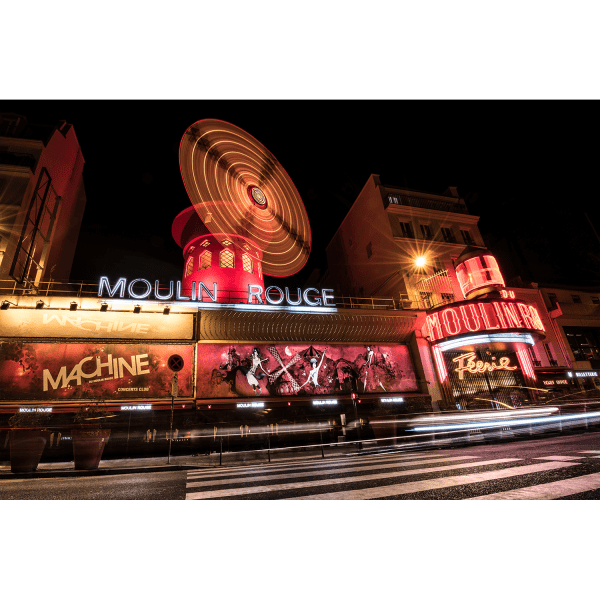 Night at the Moulin Rouge