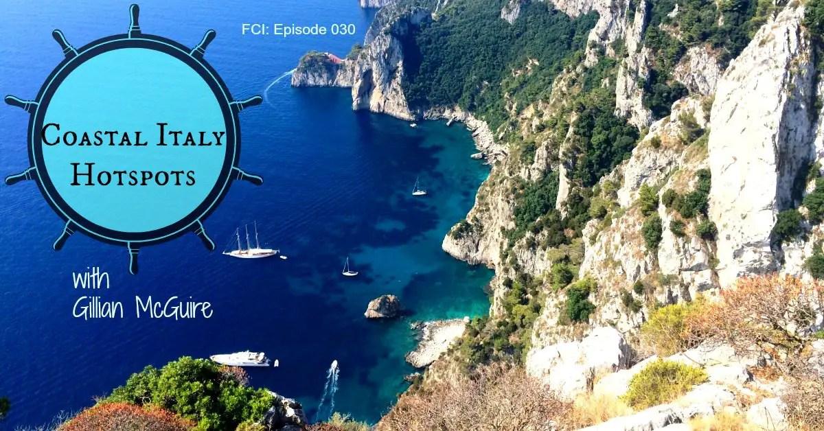 Coastal Italy Hotspots