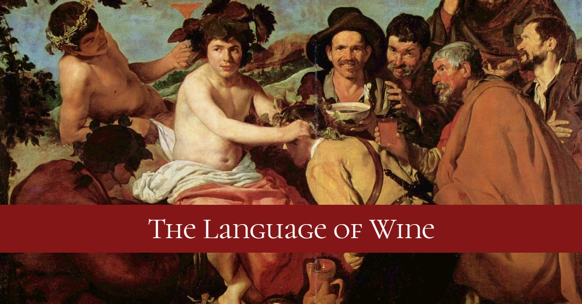 The Language of Wine
