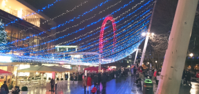 Southbank London Eye